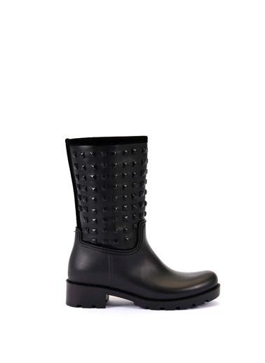 Esem ESEM B0032 Yağmur Botu Kadın Ayakkabı  Siyah